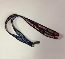 """Chaotic Games TC Digital """"Enter The Code"""" Promo Lanyard NEW"""