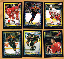 2000-01 Bowman Young Guns set 1-165  Kovalchuk  Cole  Datsyuk