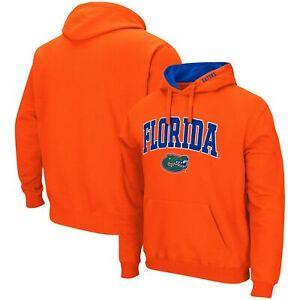 Florida Gators Colosseum Arch & Logo 3.0 Pullover Hoodie - Orange