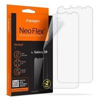 Spigen Galaxy S9 Film Neo Flex (Case Friendly / Front 2 Pack)