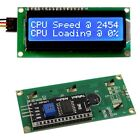 1PCS IIC/I2C/TWI/SP​​I Serial Interface Blue 1602 16X2 LCD Module Display