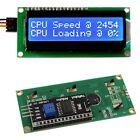 1PCS IIC/I2C/TWI/SPI Serial Interface Blue 1602 16X2 LCD Module Display