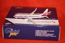 GEMINI JETS 1515 AMERICAN BOEING 737-800S AIR CAL RETRO  reg N917NN 1-400 SCALE