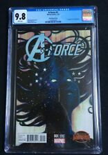 A-Force #1 Hans Variant Cover CGC 9.8 2138742005