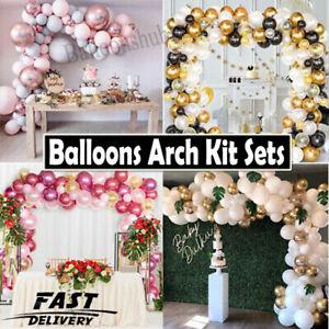 Balloon Arch Kit /Balloons Garland Wedding Birthday Party Baby Shower Wedding UK