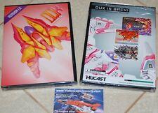 Dux Version 1.5 for Sega Dreamcast Pink Bullets Gunlord Fast Striker * Brand NEW