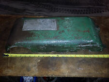 "LOGAN LATHE HEADSTOCK TOP COVER 10"" X 24""  MODEL 1966 LATHE"