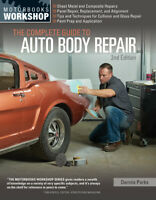 New Complete Guide To Auto Body Repair  2Nd Edition