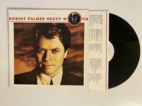 Robert Palmer - Heavy Nova Vinyl Album Record LP
