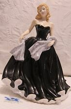 """ROYAL DOULTON """"SPECIAL WISHES"""" PRETTY LADIES Gown Retired Figurine HN4749 MINT"""