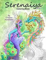 Serenaiya Coloring Book: Book 1 by Cristina McAllister