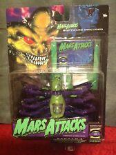 MARS ATTACKS Trendmasters 1996 S.A.D.A.A.M.A. Robot Spider Action Figure MOC