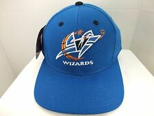 Vintage Washington Wizards NBA ADULT 90's SNAPBACK Hat CAP New BY PUMA