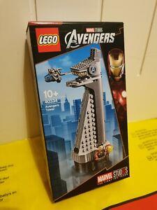 LEGO Avengers Tower (40334)