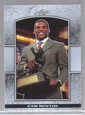 CAM NEWTON 2011 LEAF NATIONAL CONVENTION LIMITED EDITION ROOKIE CARD! 2 of 9!