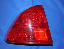 2005 Honda Civic EX Sedan LH Left Driver's side Rear Outer Tail light lamp OEM