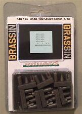 Eduard Brassin 1:48 OFAB-100 Soviet Bombs 648126