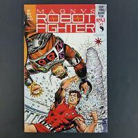 Magnus Robot Fighter # 5 Flip Book Rai # 1 1st Appearance Rai Valiant Comic M4