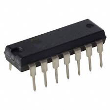 INTEGRATO SN 74HCT93 - 4-bit Binary Counter