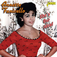Annette Funicello - She's Our Ideal [New CD] UK - Import
