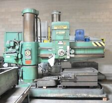 """1977 6' X 15"""" Giddings & Lewis 962 Radial Drill Power Arm Elevation Coolant Pump"""