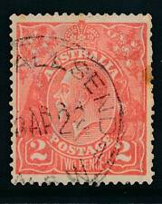 NEW SOUTH WALES, postmark WALSSEND