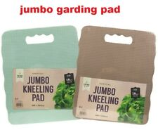 New Jumbo Garden Knee Pad Kneeling Kneeler Mat Soft Foam Home Multipurpose UK