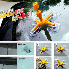 US Auto Glass Nano Repair Fluid Car Windshield Resin Crack Tool Kit