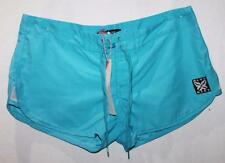 BLUE KISS Brand Summer Blue Casual Beach Shorts Size 12 BNWT #SO31