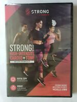 Strong: High-Intensity Cardio And Tone Workout [New DVD]