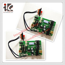 2X PCB 49MHZ DOUBLE HOURSE DH 9100 3.5CH RC HELICOPTER SPARE PARTS DH9100 -20