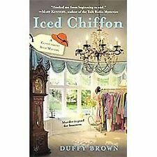 Iced Chiffon 1 by Duffy Brown (2012, Paperback)