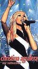 Christina Aguilera - My Reflection: Live (VHS, 2001)