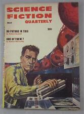 SCIENCE FICTION QUARTERLY MAY 1956 ROBERT RANDALL IRVING E COX JR