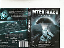 The Chronicles of Riddick:Pitch Black-1999-Vin Diesel-Movie-Dvd