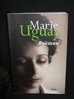 2005 French Canadiana Book ~ Quebec Poet Marie Uguay POEMES