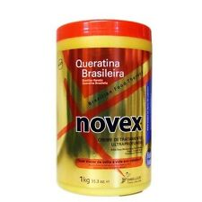 Brazilian Keratin Treatment Hair Cure Conditioner Products Novex 1Kg 35.3Oz Best
