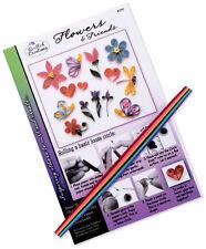 Quilling Kit-Flowers & Friends