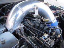 "3"" Intake Elbow Charge Pipe For 94-98 Dodge Ram Cummins 5.9L 12V Diesel Blue"