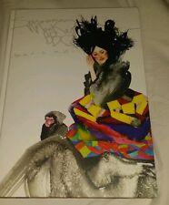 David Choe Book Snowman Monkey BBQ  dvdasa  Mangchi