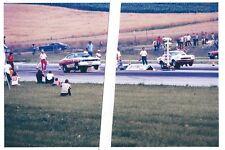 "1970s Drag Racing-Bill ""Grumpy"" Jenkins vs Ronnie Sox-YORK US30 Dragway-1972"