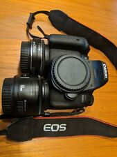 Canon 8000D + EF-S 24mm F/2.8 STM Lens + EF 50mm f/1:1.8 Lens
