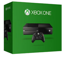 Microsoft Xbox One 500 GB Black Console (5C5-00005)