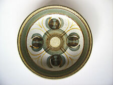 Keramik Schale Soholm Stentoj Bornholm Noomi Backhausen 70s art pottery Denmark