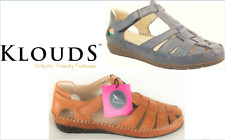 Klouds shoes - Orthotic friendly comfort leather Sandals Nicola