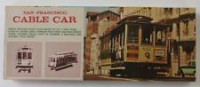 Vintage 1967, Nice Box!  Hawk San Francisco Cable Car 1/48 517-130