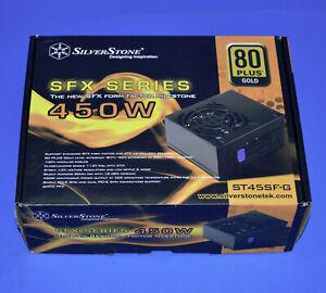 Silverstone SST-ST45SF-G SFX Series ST45SF-G Power supply 450W