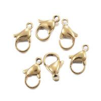 50× Brass Magnetic Screw Clasps Column Platinum 15x6mm Finding Necklace Bracelet