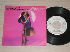 """DONNA SUMMER - THE WANDERER / STOP ME - 45 GIRI 7"""" ITALY"""