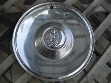 ONE 1956 1957 LINCOLN CONTINENTAL MARK CAPRI  HUBCAP WHEEL COVER CENTER CAP